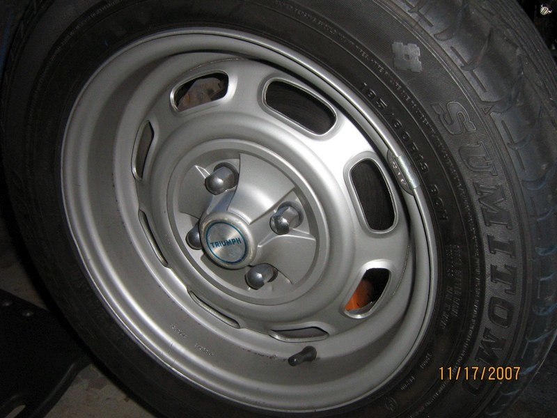 Rims With 185/60 13 Tires